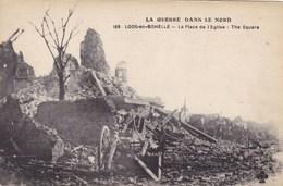 CPA 62, Loos En Gohelle, La Place De L'Eglise (pk47544) - France