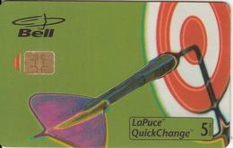 CANADA - Target, Bell Collectors Club, 07/99, Used - Kanada