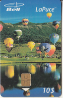 CANADA - Balloons, Tirage 20000, 04/97, Used - Canada