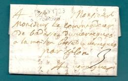 Var - POURCIEUX Pour Un Village Près SALON. LAC De 1723 - 1701-1800: Precursors XVIII