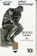 CANADA - Rodin, Tirage 15000, 06/98, Used - Canada