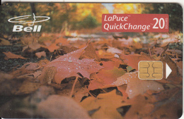 CANADA - Leaves, Tirage 50000, 09/98, Used - Canada