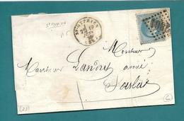 Dordogne - St Cyprien Pour Sarlat. CàD Type 16 + GC - 1849-1876: Classic Period