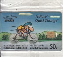 CANADA - Biking(complimentary), Tirage 25000, 04/99, Mint - Canada