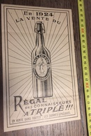 ANNEES 20/30 PUBLICITE BIERE BRASSERIE SEMEUSE BOCK EPI D OR HELLEMMES LILLE - Old Paper
