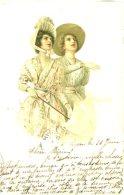 GLAMOUR - GIRLS - UNDIVIDED BACK 1902  Ga65 - Illustrators & Photographers