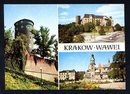 Polonia. Kraków-Wawel *Wieza Sandomierska. Zamek Królewski. Katedra* Edit. A.K.W. Nueva. - Polonia