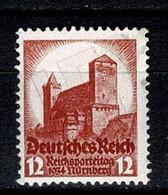 DR 1934   Yv 512*, Mi 547*  MH (2 Scans) - Allemagne