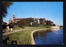 Polonia. Kraków *Wawel Widok Od Strony Wisly* Edit. Ruch. Circulada 1981. - Polonia