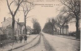 91 - CORBEIL ESSONNES - Pressoir Prompt La Grande Route - Corbeil Essonnes