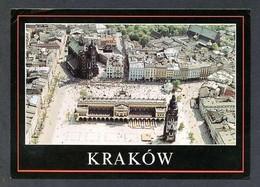 Polonia. Kraków *Main Market Square...* Edit. Karpaty. Circulada 1995. - Polonia
