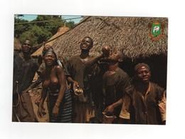 Région De Touba , Fête Au Village , Belle Jeune Femme ; Neuve - Côte-d'Ivoire