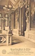 BRUXELLES - (Hôtel De Ville) - Palier De L'Escalier Des Lions - Monumenten, Gebouwen