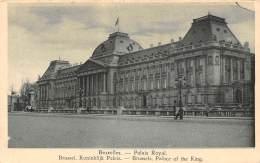 BRUXELLES - Palais Royal - Monumenten, Gebouwen