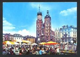 Polonia *Kraków* Edit. Ruch. Circulada 1972. - Polonia