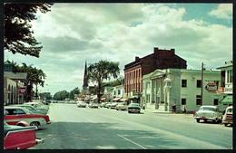 B4743 - Williamsville New York - Main St. Looking East - Car Auto Fahrzeug - Non Classés
