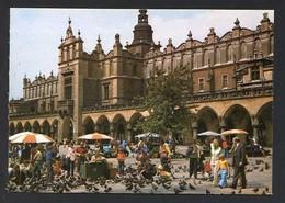 Polonia. Kraków *Rynek Glówny - Sukiennice* Edit. K.A.W. Nueva. - Polonia