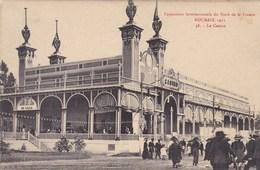 CPA Roubaix 1911, Exposition Internationale Du Nord De La France, Le Casino (pk47597) - Roubaix
