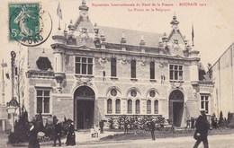 CPA Roubaix 1911, Exposition Internationale Du Nord De La France, Le Palais De La Belgique (pk47598) - Roubaix
