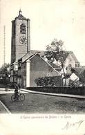 L'Eglise Paroissiale De Braine-le-Comte (animée, Edit. VG, 1902) - Braine-le-Comte