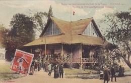 CPA Roubaix 1911, Exposition Internationale Du Nord De La France, Pavillon De L'Afrique Equatoriale Française (pk47609) - Roubaix