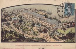 CPA Roubaix 1911, Exposition Internationale Du Nord De La France, Vue Générale (pk47610) - Roubaix