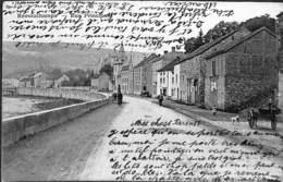 Remouchamps - Rue Principale (animée, Griffe Remouchamps 1905) - Aywaille