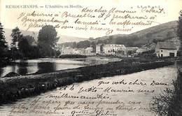 Remouchamps - L'Amblève Au Moulin (précurseur) - Aywaille