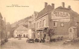 Remouchamps - Café Restaurant Polet Leduc Café Du Club (animée, Oldtimer, Autos En Location, Desaix) - Aywaille
