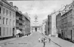 Verviers - Rue Des Raines (belle Animation, 1908) - Verviers