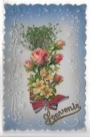 CARTE FANTAISIE - Bouquet De Fleurs - Fantaisies