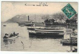 Suisse // Schweiz // Switzerland // Vaud  //  Lausanne , Ouchy Le Port - VD Waadt