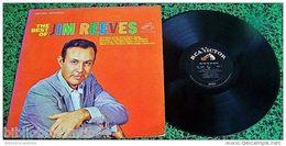 2 LP 30cm *THE BEST OF JIM REEVES + JIM REEVES ON STAGE*< RCA SP 2890 + LSP 4062 - Vinyl Records