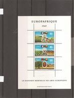 Dahomey - Europafrique ( BF 16 XXX -MNH) - Benin - Dahomey (1960-...)