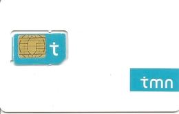 Mobile Phonecard - TMN - Portugal - Portugal