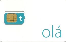 Mobile Phonecard - TMN OLÁ - Portugal - Portugal