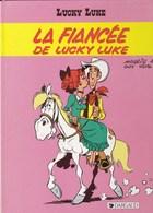 La Fiancée De Lucky Luke Dargaud 1985 - Livres, BD, Revues