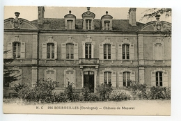 Bourdeilles Château De Mazerat - Brantome