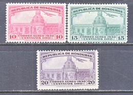 HONDURAS  C 42-4   Gum  Faults  * - Honduras