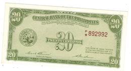 Philippines,  20 Centavos 1949, P-130b. (TDLR) UNC - Philippines