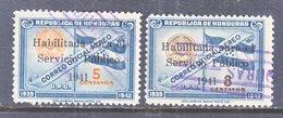 HONDURAS  C 109-10    (o) - Honduras