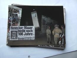 Duitsland Deutschland Berlin Abriss Der Mauer - Mitte