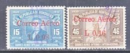 HONDURAS  C 118-9    (o) - Honduras