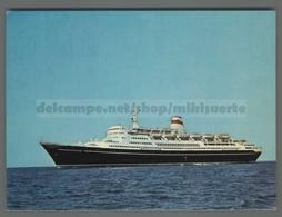 V4876 NAVIGAZIONE M-V ALEKSANDR PUSKIN Nave Ship (m) - Commercio