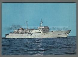 V4877 NAVIGAZIONE M-V UZBEKISTAN Nave Ship (m) - Commercio