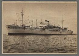 V4889 NAVIGAZIONE M-N ANTONIOTTO USODIMARE Nave Ship VG (m) - Commercio