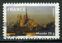 FRANCE 2009 / YT AA 331  ND DE PARIS ( Du Carnet Monde )   OBL. - Adhésifs (autocollants)