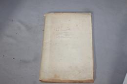 Le Combat De Neufchateau 22 Aout 1914 Avec Commentaires - 1914-18