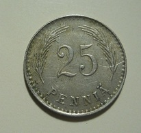 Finland 25 Pennia 1921 - Finland