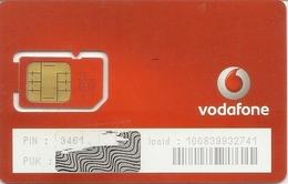 Mobil Phonecard Vodafone - Portugal - Portugal